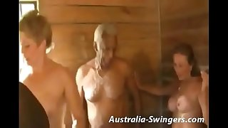 Amateur Swingers Soiree