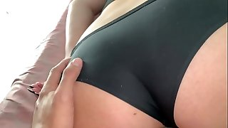 Uncle Pounding sexy niece