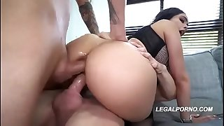 Aaliyah Hadid goes on Blackmett.com 1st ever DP